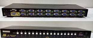 سوییچ 16 پورت K-net plus مدل VGA