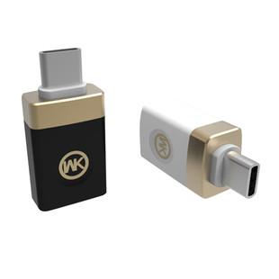 تبدیل USB به Type-C برند wk با قابلیت OTG