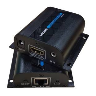 HDMI-EXTENDER-BY-CAT6-WITH-IR-KVEXNL-HDIR60L