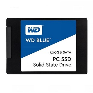Western Digital BLUE WDS500G1B0A SSD Drive - 500GB