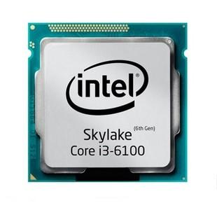 Intel Skylake Core i3-6100 CPU