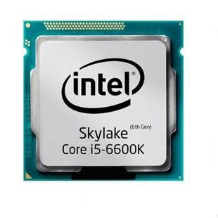 Intel Skylake Core i5-6600K CPU