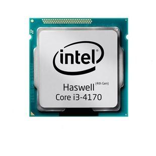 Intel Haswell Core i3-4170 CPU
