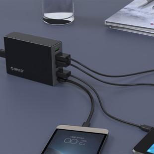 Orico TSL-6U 6 Port Desktop Charger2