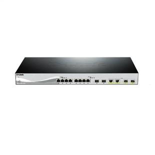 D-Link DXS-1210-12TC 12-Port 10GBASE-T Web Smart Switch
