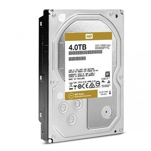 Western Digital Gold WD4002FYYZ Internal Hard Drive - 4TB