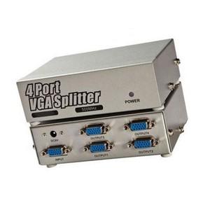 اسپلیتر بافو BF-H234 4Port 500MHz VGA