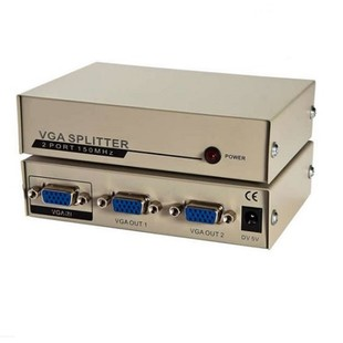 اسپلیتر VGA دو پورت بافو مدل BF-H231