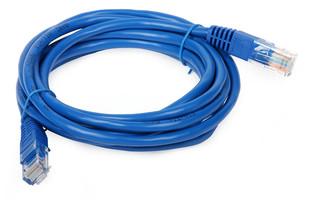 کابل شبکه CAT5 بافو به طول 0.6 متر