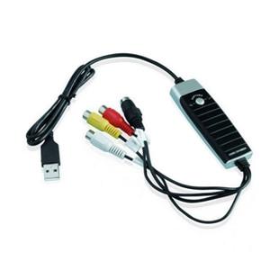 کارت کپچر USB2.0 به AV و S-Video سازگار با مکینتاش فرانت