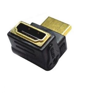 برل نری به مادگی HDMI بازاویه 90 درجه L فرانت