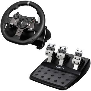 Logitech G920 Driving Force Racing Wheel2