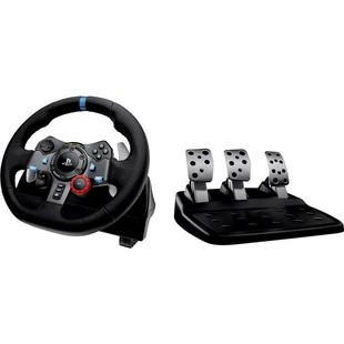 Logitech G29 Driving Force Racing Wheel.