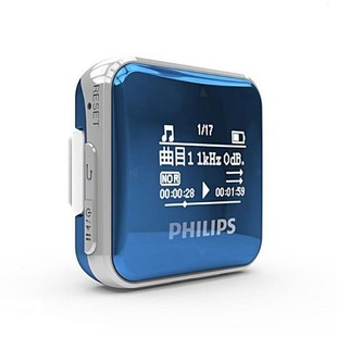 Philips GoGear SA2208 8GB MP3 Player