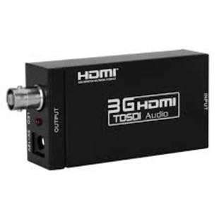 3-مبدل تصویری HDMI به 3G SDI با کیفیت HD 1080p مدل FN-V301 فرانت