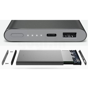 کمترین قیمت شارژر همراه شیاومی 10000mAh مدل Xiaomi Mi Pro PLM01ZM PowerBank