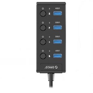 هاب USB 3.0 چهار پورت اوریکو W9PH4-U3-V1
