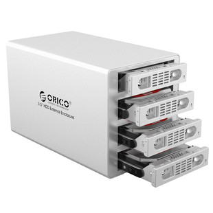 ORICO3549RUS3-V14Bay 3.5 inch Hard Drive Enclosure1