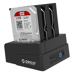 Orico 6638US3-C 3Bay 2.5 & 3.5 inch Hard Drive Dock2