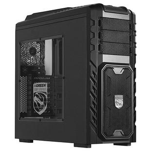 Green X3 plus VIPER Computer Case