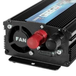Power Inverter DC to Ac & Usb 200W