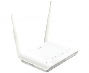 D-Link DSL-2750U New N300 ADSL2+ Wireless Router