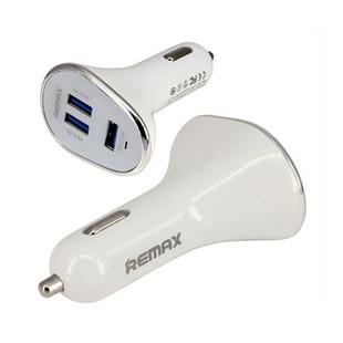 Remax 3port USB Car CHarger