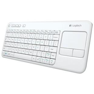Logitech K400 Cordlesss Touch Keyboard.