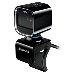 Microsoft LifeCam HD-6000 Webcam