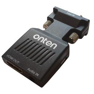 خرید تبدیل vga to hdmi ، مبدل VGA به HDMI اونتن مدل OTN-7508