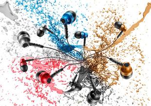 Philips SHE 9100 Headphones