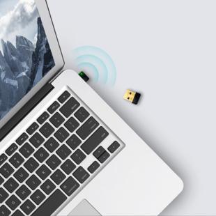 TP-LINK TL-WN725N Wireless N150 Nano USB Network Adapter - کارت شبکه USB بی سیم N150 Nano تی پی-لینک مدل TL-WN725N