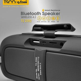 TSCO TS 2392 Bluetooth Speaker