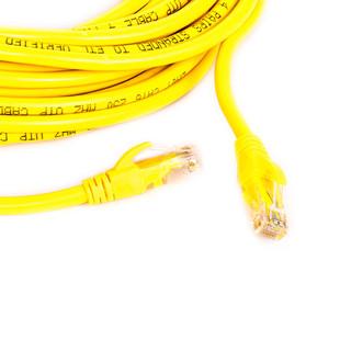 کابل شبکه CAT6 دی-نت به طول 2 متر