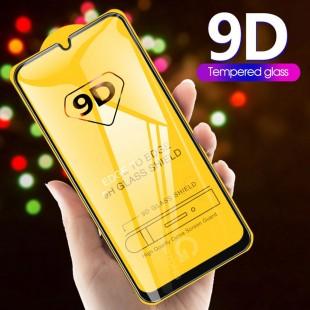 محافظ صفحه نمایش مدل 9D مناسب برای گوشی موبایل سامسونگ Galaxy A50