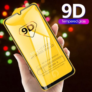 محافظ صفحه نمایش مدل 9D مناسب برای گوشی موبایل سامسونگ Galaxy A30