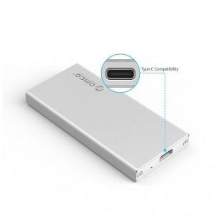 باکس تبدیل mSATA به USB Type-C اوریکو مدل MSA-UC3