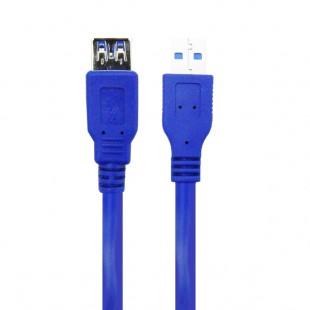 کابل افزایش طول USB 3.0 کی-نت به طول 1.5 متر