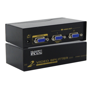 اسپلیتر 450mhz دو پورت K-net plus مدل VGA