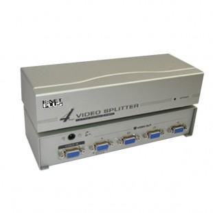 اسپلیتر 250mhz چهار پورت K-net plus مدل VGA