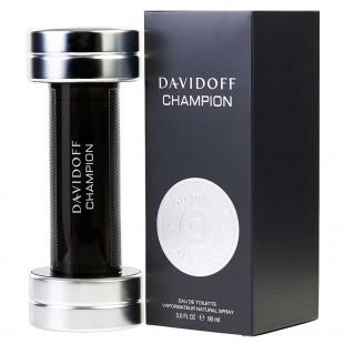 ادو تویلت مردانه داویدف مدل Champion حجم 90 میلی لیتر