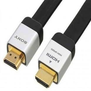 کابل HDMI تخت Sony با طول 2 متر