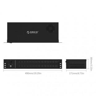 هاب USB صنعتی 30 پورت اوریکو مدل IH30U
