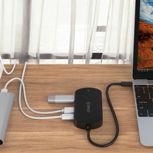 هاب 4 پورت USB-C اوریکو مدل HCD1