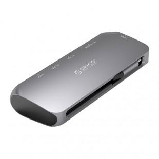 مبدل USB-C به HDMI/USB اوریکو مدل CLH-W1
