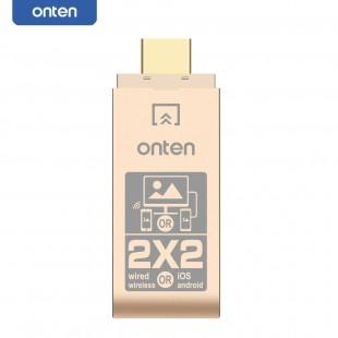 دانگل بیسیم HDMI و مبدل MHL اونتن مدل OT-7573