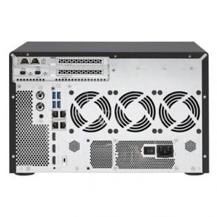 هارد تحت شبکه کیونپ مدل TVS-1282-i7-64G