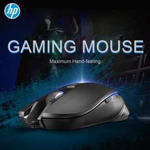 ماوس با سیم اچ پی مدل ام 200 HP M200 wired Gaming mouse