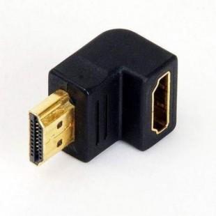 تبدیل نری به مادگی HDMI با زاویه 90 درجه L