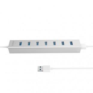 هاب USB 3.0 هفت پورت اوریکو مدل ARH7-U3-SV